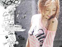 Hara KARA Basah-basahan di Teaser Foto Album Solo ALOHARA