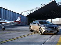 Renault Kenalkan Sedan Termewah, Talisman