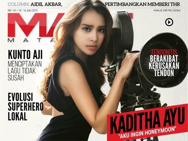 Kaditha Ayu: Aku Ingin Honeymoon