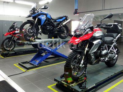 10 Merek Motor Hiasi IIMS 2015
