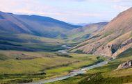 Penampakan Taman Nasional Terpencil di Bumi