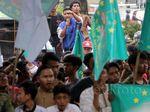 Aksi Desak KPK Periksa Walikota Bekasi