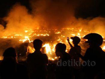 Api Lalap Pasar Cik Puan Pekanbaru