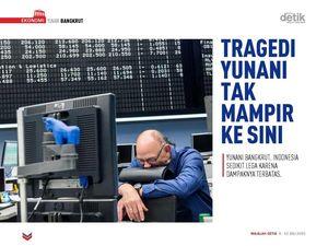 Tragedi Yunani Tak Mampir ke Sini