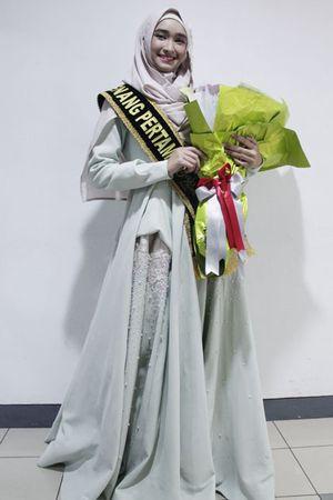 Bella Almira, Juara Sunsilk Hijab Hunt yang Lawan Bullying dengan Prestasi