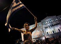Ini Kata Warga Yunani Soal Syarat Utang Eropa dan IMF