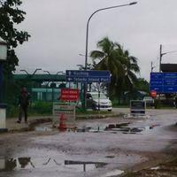 Bakal Ada Pelabuhan Darat di Perbatasan RI-Malaysia