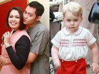 Ely Sugigi dan Pacar Peluk-pelukan, Pangeran George Makin Ngegemesin