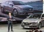 Renault Luncurkan Sedan Anyar