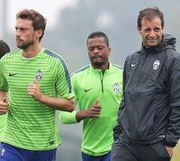 Juve Perpanjang Kontrak Allegri dan Marchisio