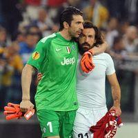 Buffon kepada Pirlo: Semoga Sukses, Temanku!