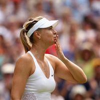 Sharapova Lanjut ke Semifinal