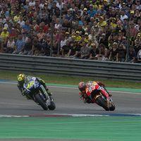 Rossi vs Marquez Sudah Panaskan Assen, Bagaimana di Sachsenring?