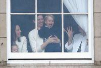 Foto: Wanita Ini Jadi Andalan Kate Middleton untuk Membantu Urus Anak