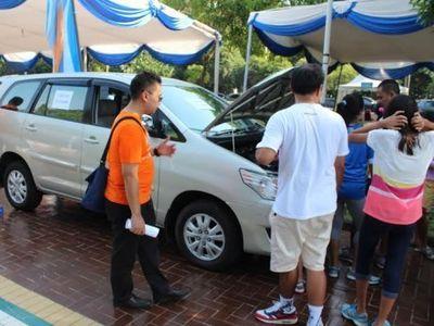 Penurunan Uang Muka Kredit Rangsang Mobil Bekas?