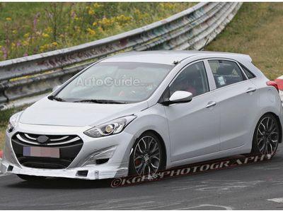 Hyundai Siapkan Hatchback Elantra Paling Hot