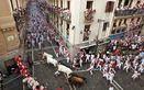Bruk! 3 Turis Diseruduk Banteng dalam Festival di Spanyol