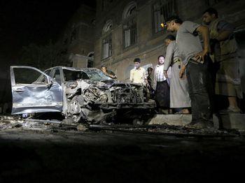 ISIS Bom Masjid Syiah di Yaman