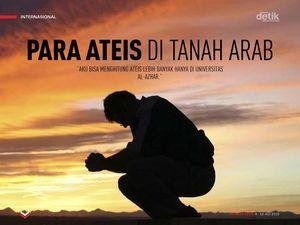 Para Ateis di Tanah Arab