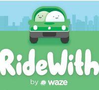 RideWith, Nebengers ala Google & Waze
