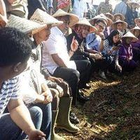 Blusukan ke Kebun Cabai, Gobel Kaget Preman Kendalikan Harga di Pasar