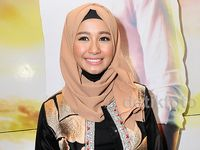 Pulang Umrah, Laudya Cynthia Bella Makin Happy