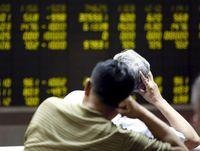 Pasar Saham China Terjun Bebas, 700 Broker Berhenti Jualan