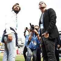 Lampard Merasa Beruntung Setim dengan Pirlo dan Villa