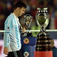 Messi Ingin Istirahat dari Timnas Argentina?