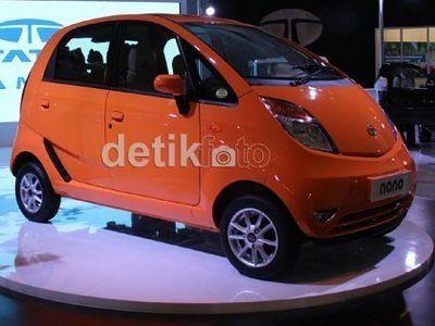 Ini Alasan Tata Motors Indonesia yang Tak Kunjung Pasarkan Tata Nano