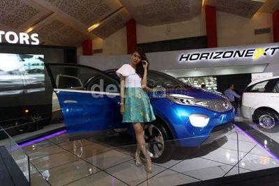 Ikut GIIAS, Tata Motors Indonesia Optimistis Bakal Raup 300 Pemesanan