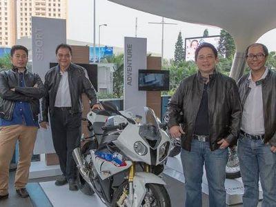 BMW Motorrad Bakal Kenalkan 10 Model Moge di GIIAS dan IIMS 2015
