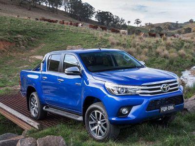 Toyota Ekspor Hilux Terbaru ke 130 Negara