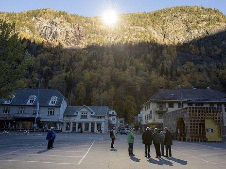 Kisah Kota Ajaib di Eropa yang Tidak Kena Cahaya Matahari