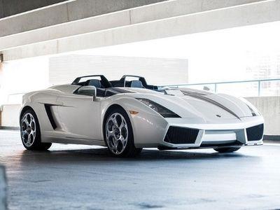 Lamborghini Concept S 2006 Siap Dilelang