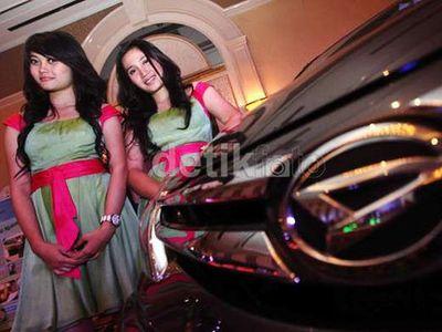 Di GIIAS, Daihatsu Tampilkan Konsep Baru dan Mobil CBU