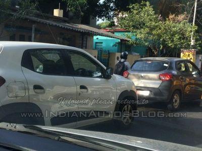 Renault Mulai Uji Kwid di Jalanan Umum
