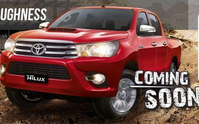 Toyota Hilux Terbaru Segera Meluncur di Indonesia