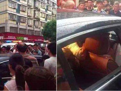 Anak Terperangkap di BMW, Si Ibu Enggan Pecahkan Kaca Mobil