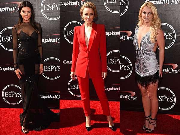 Kendall Jenner hingga Britney Spears, Parade Artis di ESPY Awards 2015