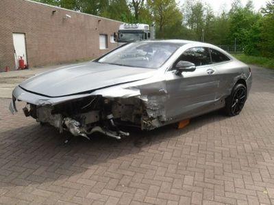 Meski Hancur, Mercy S63 AMG Coupe Ini Dibanderol Rp 1,3 M