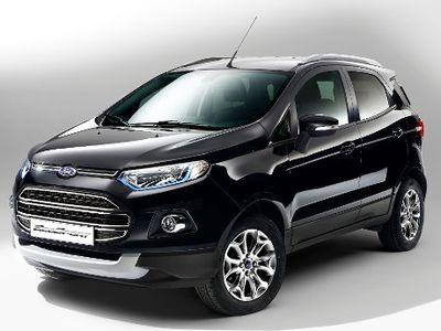 Kurang Laris, Ford Ecosport Ganti Tampang di Inggris