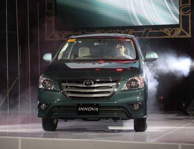 Sentuh 1 Juta Unit, Toyota Filipina Bikin Innova Edisi Khusus