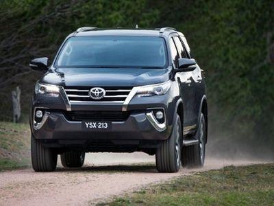 Toyota Fortuner Terbaru Meluncur Tahun Depan di Afsel
