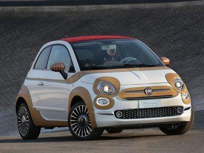 Fiat 500 Berlapis Kulit Kelas Wahid Ini Dijual untuk Beramal