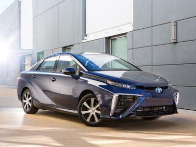 Toyota Mulai Buka Pemesanan Mobil Berbahan Bakar Hidrogen