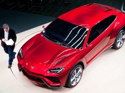 Agar SUV Urus Siap Bersaing, Lamborghini Hentikan Sementara Produksi Asterion