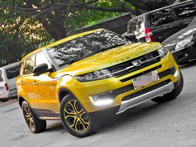 Meski Diprotes, Tiruan Range Rover Evoque dari China Ini Tetap Dijual