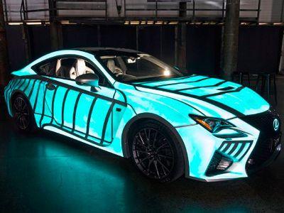 Mobil Lexus Bisa Baca Detak Jantung Pengemudi