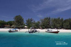 Naik Speedboat dari Bali ke Gili Trawangan, Seru!